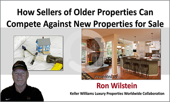 how to sell older properties