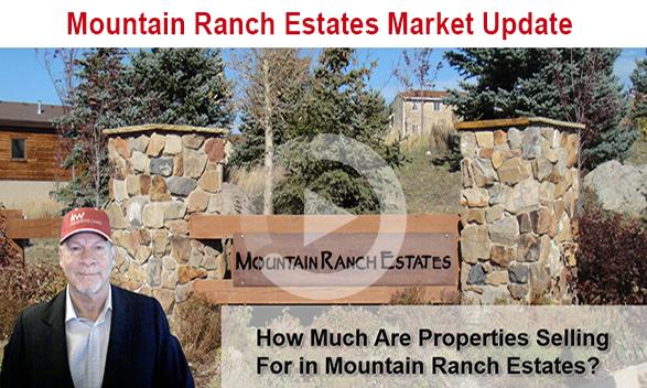 Mountain Ranch Estates Park City Real Estate Market Update