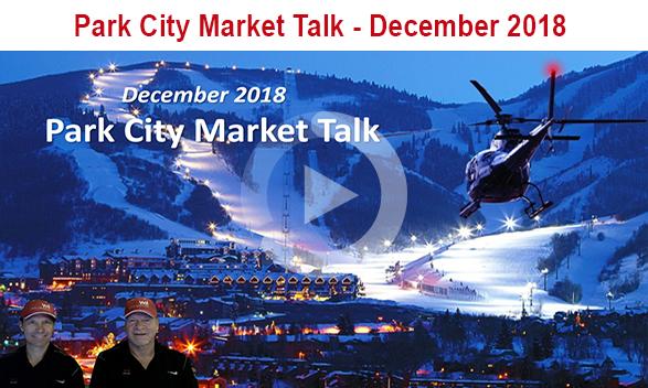 December 2018 Park City Market Talk