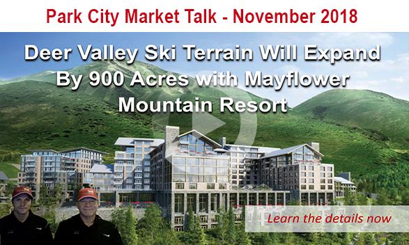 November 2018 Park City Market Talk