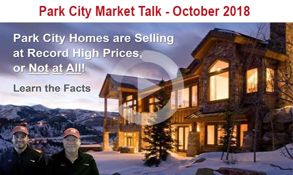 October 2018 Park City Market Talk