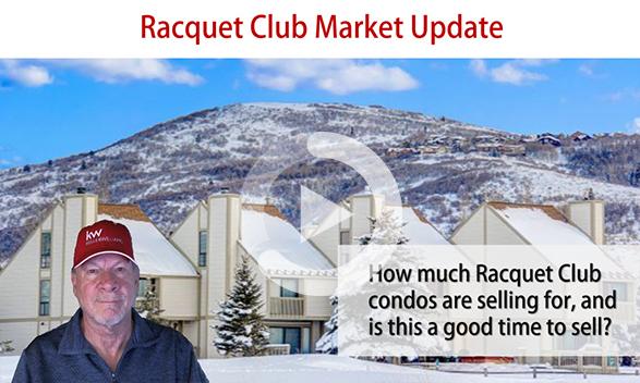 Racquet Club Condominium Real Estate Market Update Webinar