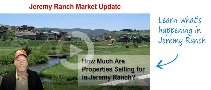 Jeremy Ranch Market Update