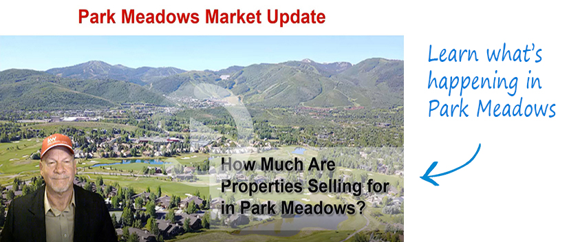 Park Meadows Area Real Estate Market Update