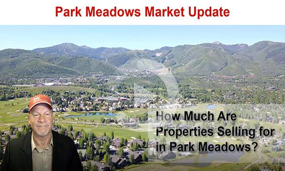 Park Meadows Area Real Estate Market Update