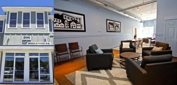 The Boulevard Company ~ Mount Pleasant Office