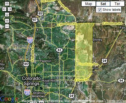 Powers Colorado Springs