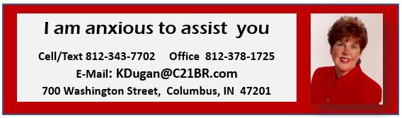 Contact Karen Dugan