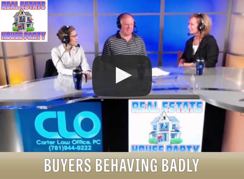 Buyers Behaving Badly Podcast on Youtube