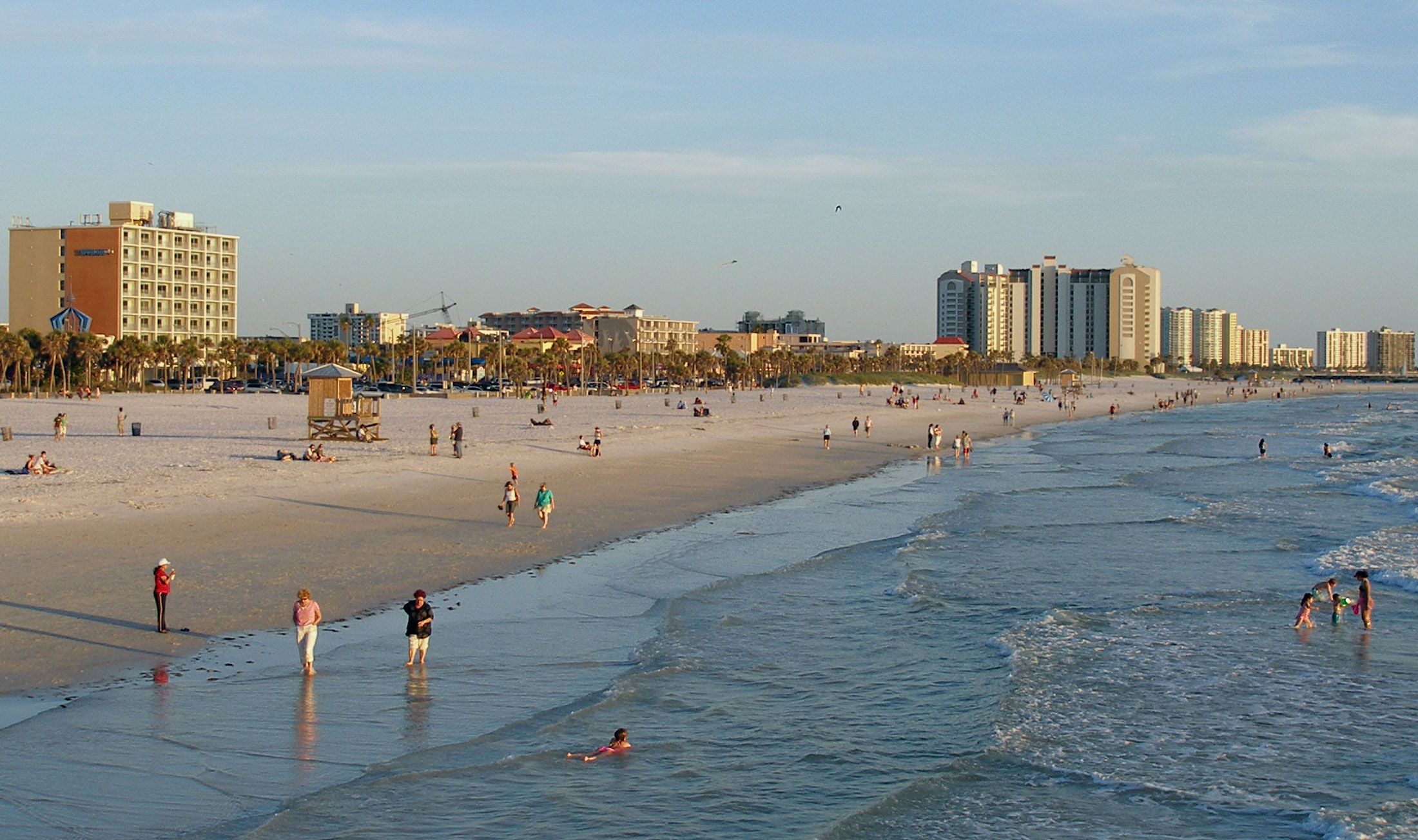 Clearwater Beach picture