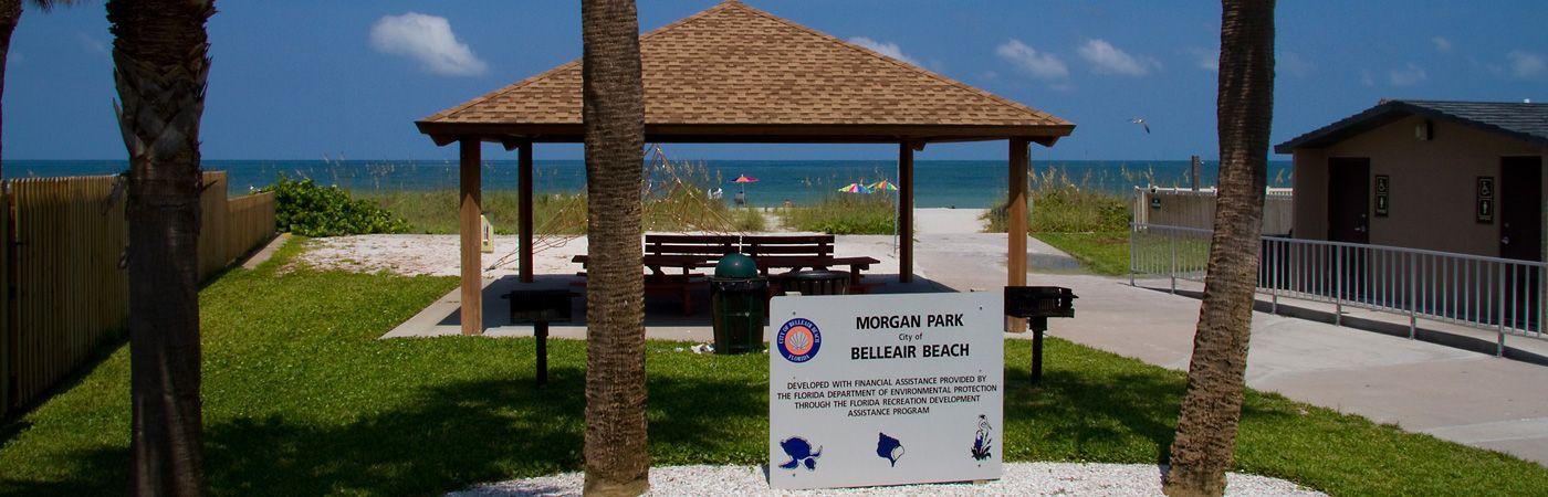 Morgan Park in Belleair Beach Florida