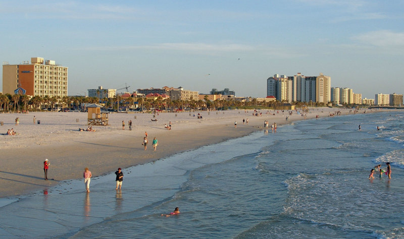 image of Clearwater Beach Florida