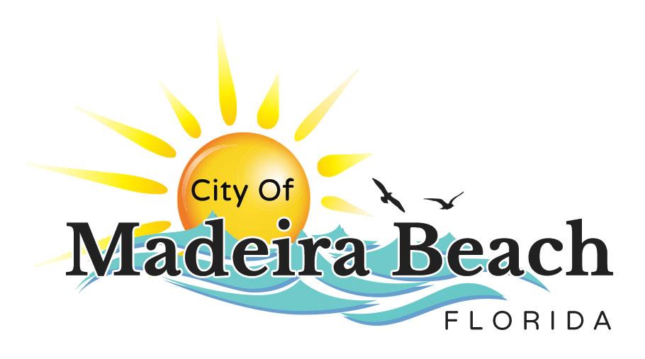 City of Madiera Beach Florida logo image