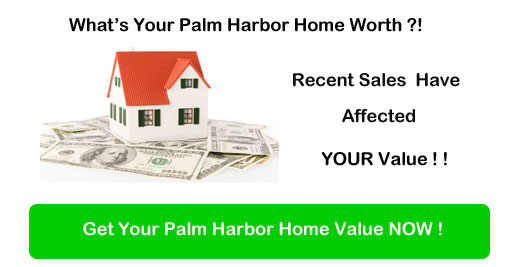 Palm Harbor Home Valuation image