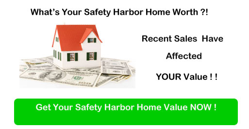 Safety Harbor Florida Home Valuation Tool Image with Link
