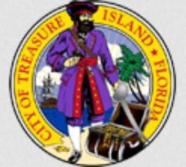 City of Treasure Island Florida Logo