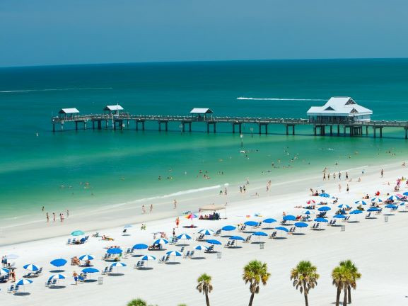 image of Sand Key, Clearwater Beach Florida