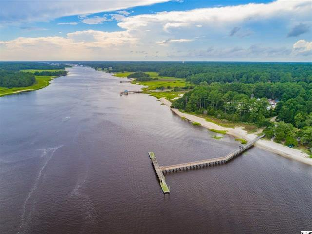 Little River Aerial View of the Intracoastal Waterway