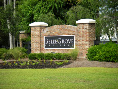 Belle Grove Homes