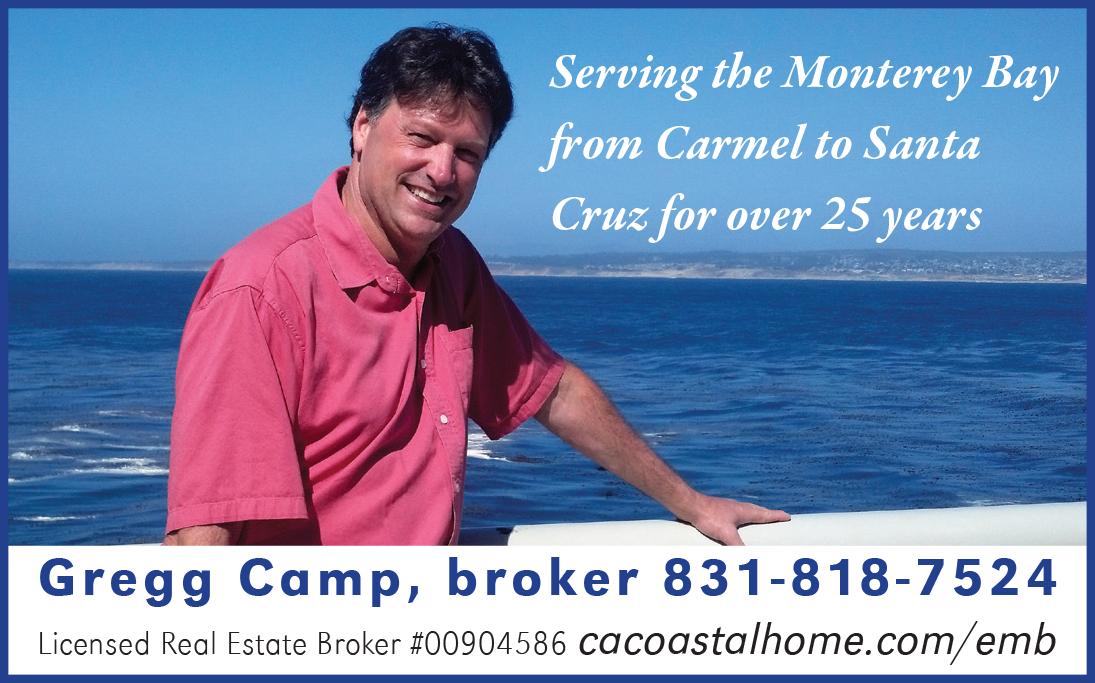 licensed monterey bay area real estate broker