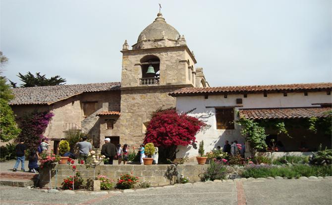 carmel mission church