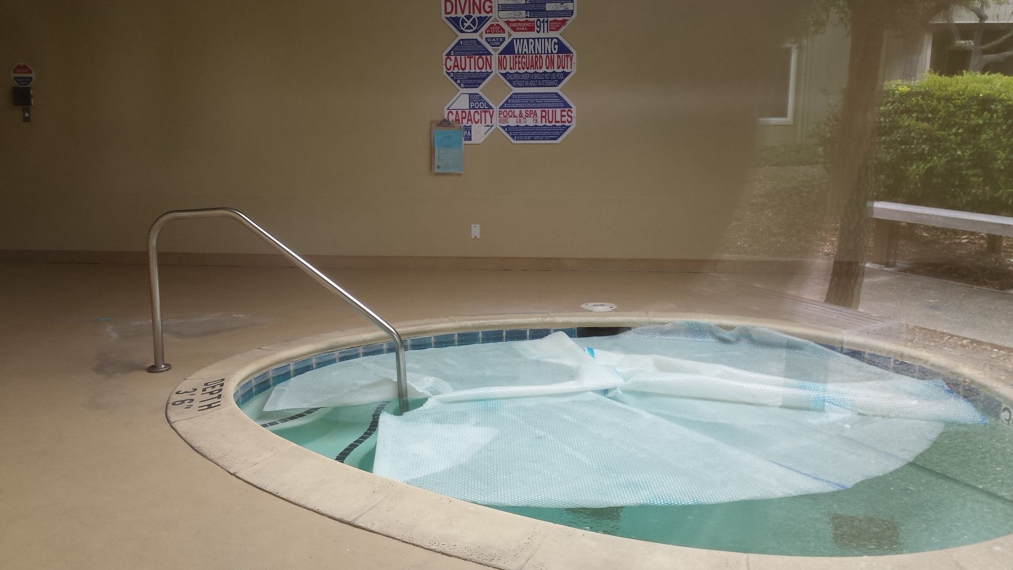 spa in forest grove condominiums pacific grove