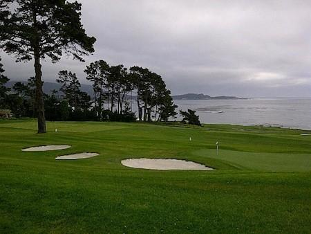 Pebble Beach summer
