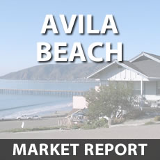 Avila Beach Market Report