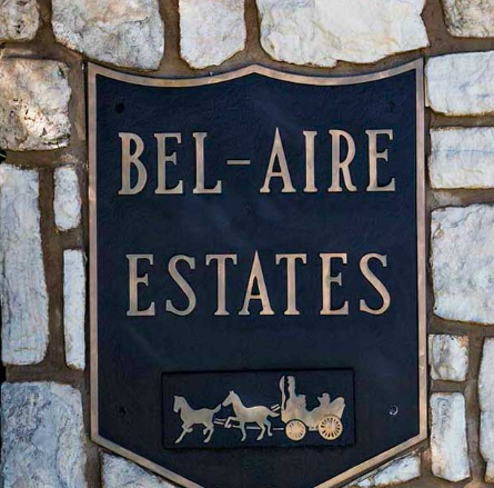 Search Bel Aire real estate for sale