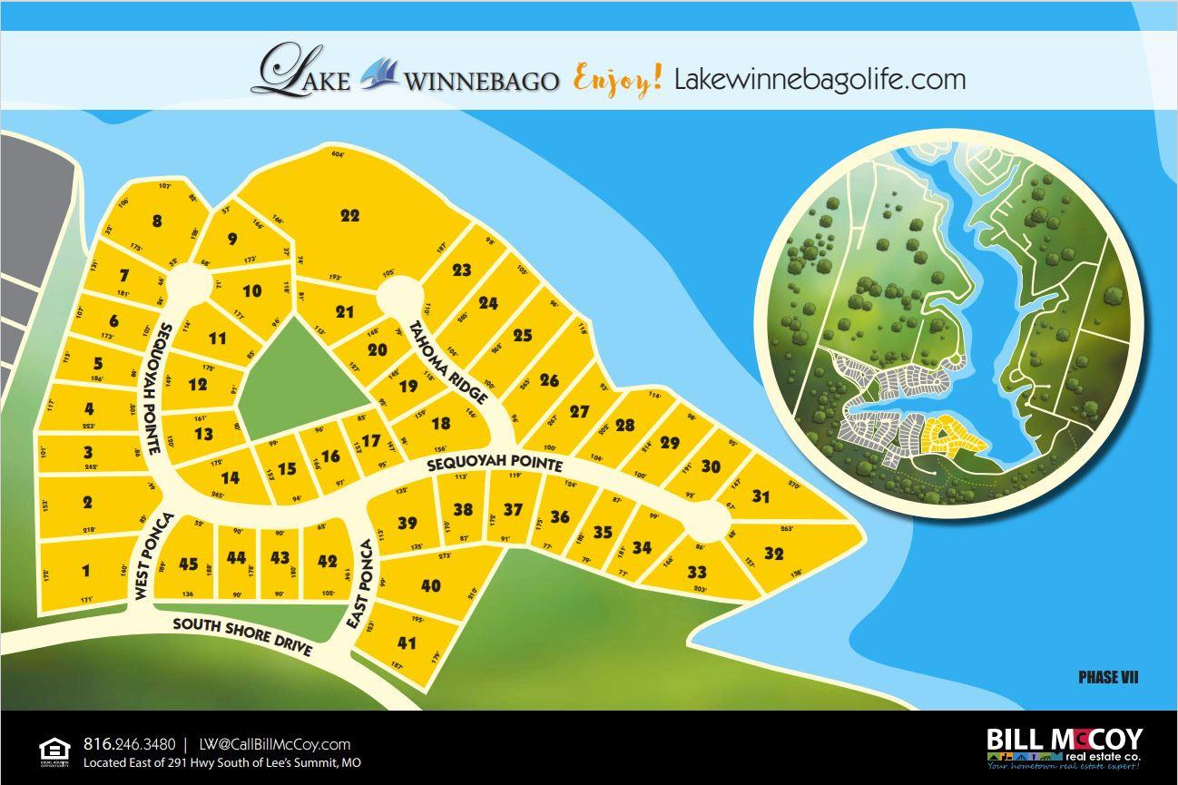 Lake Winnebago New Lots Phase 7