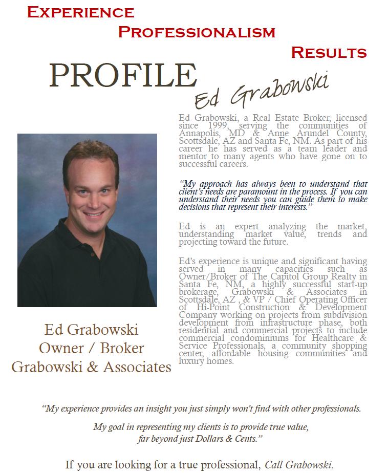 About Ed Grabowski