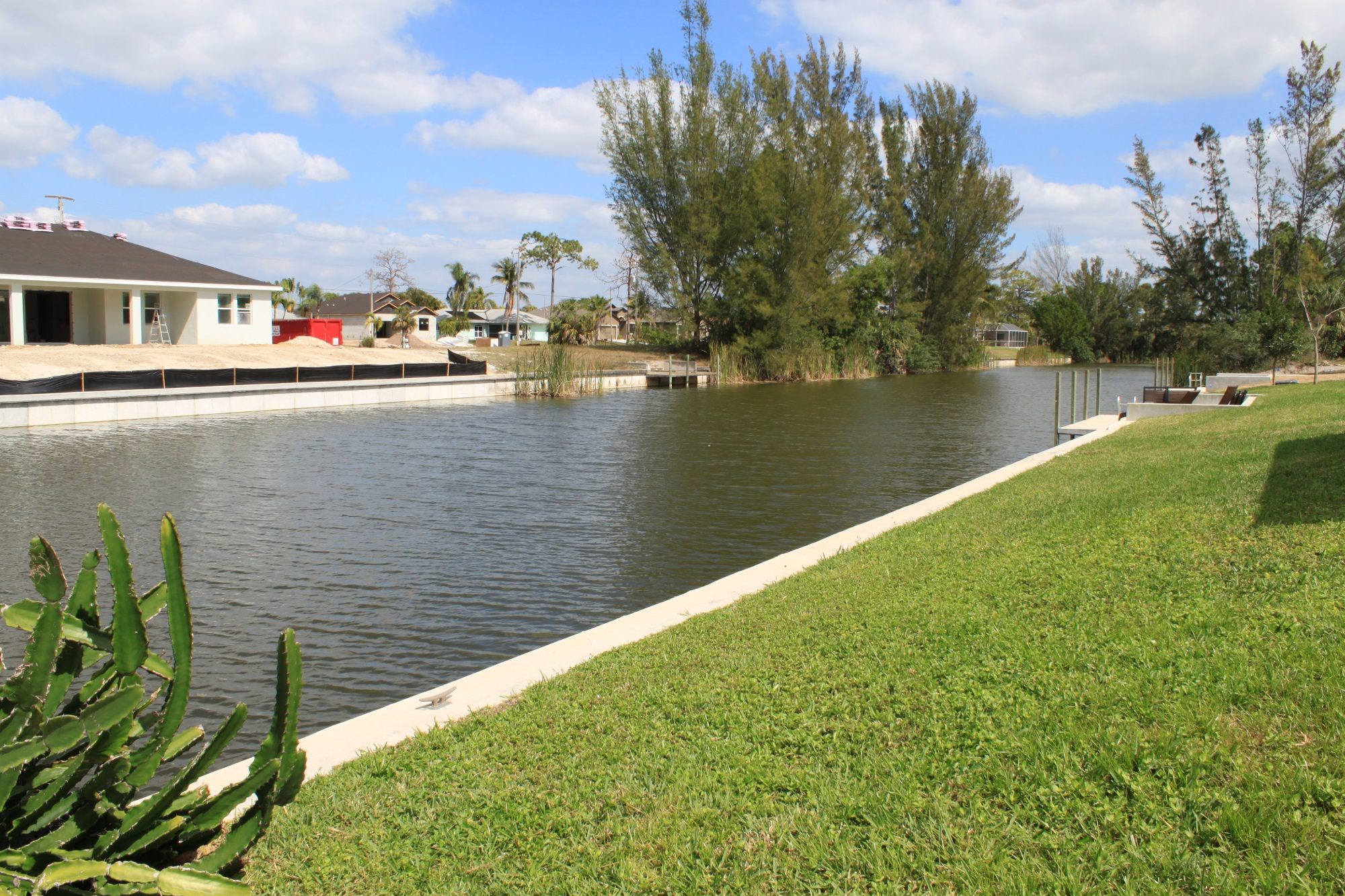 2327 SW 22nd St. Cape Coral, FL 33991 - Canal View 2