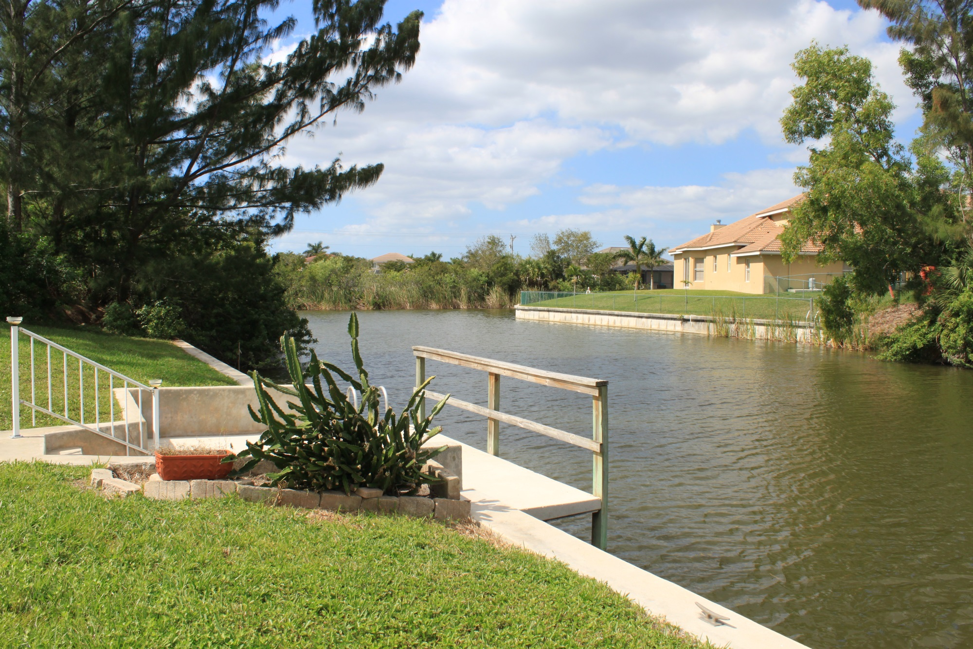 2327 SW 22nd St. Cape Coral, FL 33991 - Canal View 1