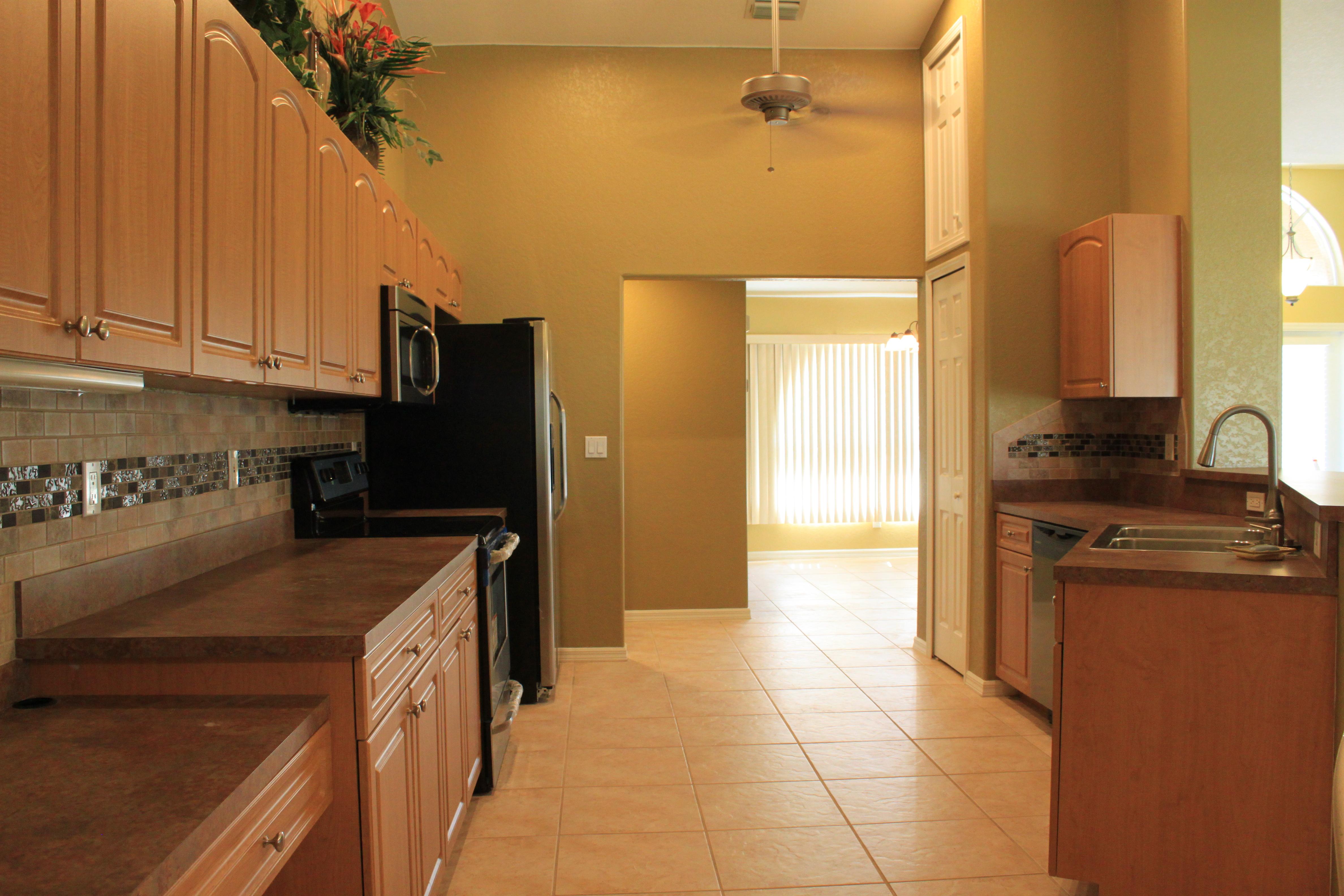 2327 SW 22nd St. Cape Coral, FL 33991 -Kitchen view 2