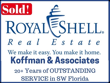 Sell your Cape Coral home with Royal Shell Real Estate / Koffman & Associates