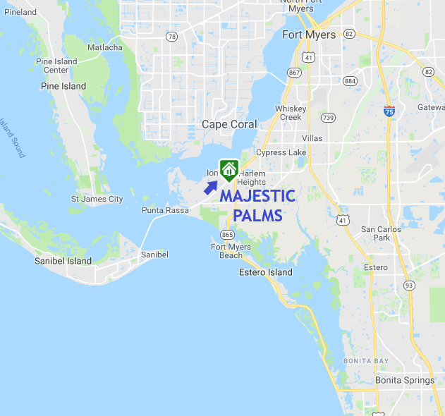 Use an interactive Google map to view properties for sale in SW Florida. Map will update automatically as you search areas.