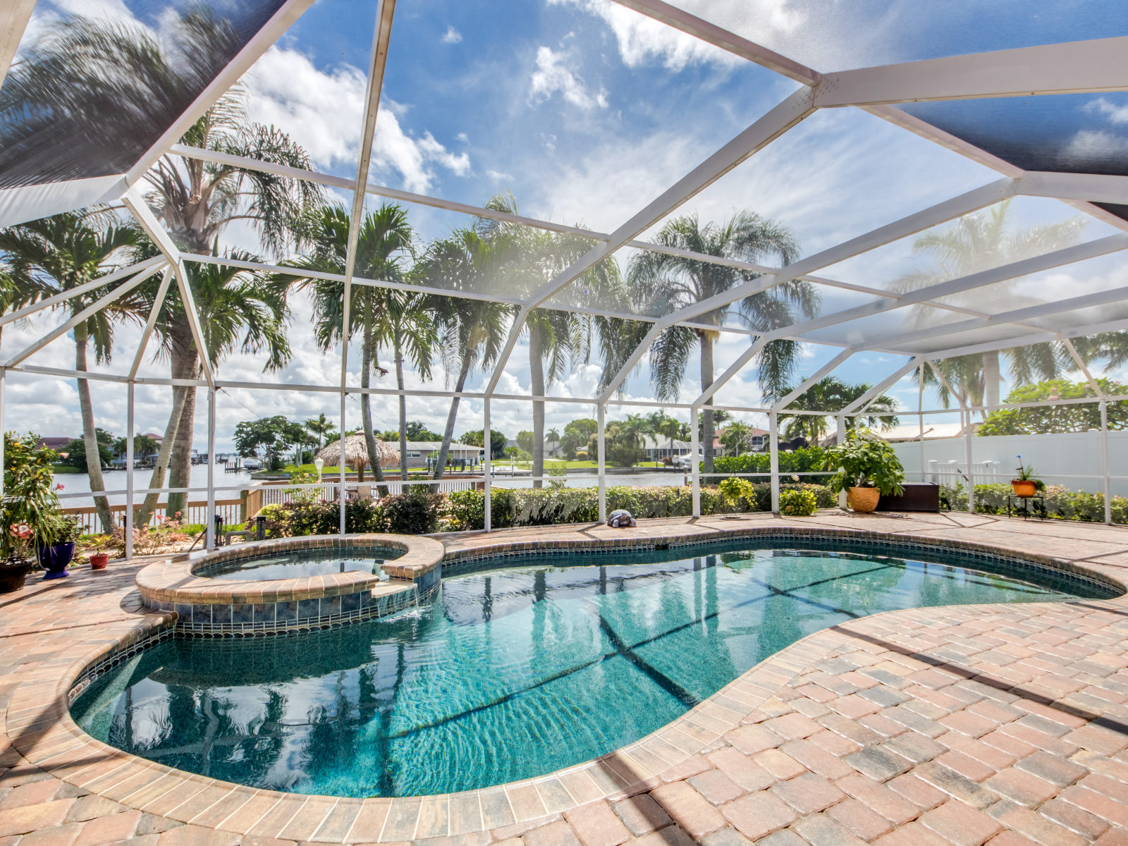 The value of a pool home for Florida pool homes