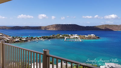 Simply Heaven Vacation Rental Condo in Point Pleasant Resort - St Thomas USVI
