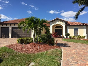 Luxury Waterfront home in Cape Coral