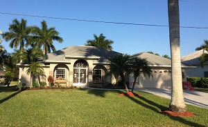 Gulf Access Home in Southwest Cape Coral