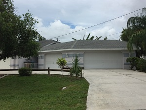 5 car garage Cape Coral home for sale