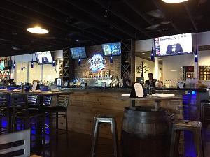 Big Blue Bar