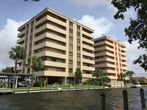 Sunset Towers Condos in Cape Coral