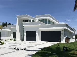 Sample of Flat Roof