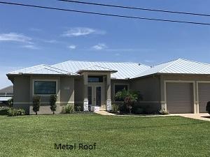 Sample of Metal Roof