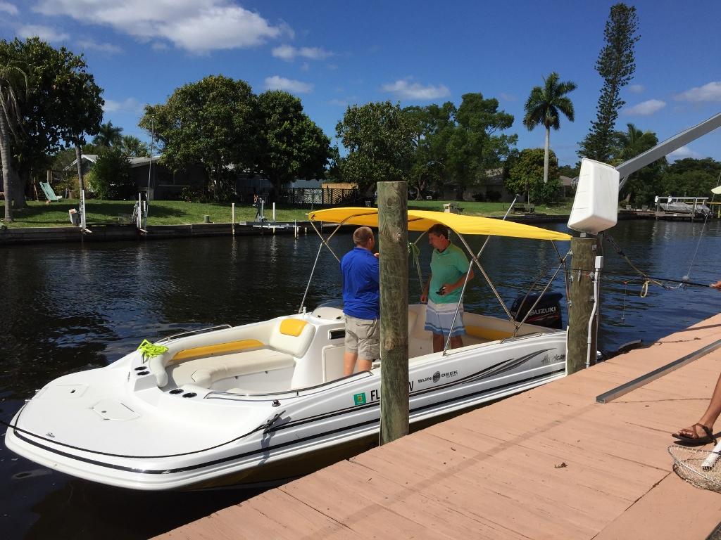 Caloosa Boat Rental