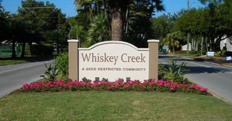 Whiskey Creek Homes for Sale
