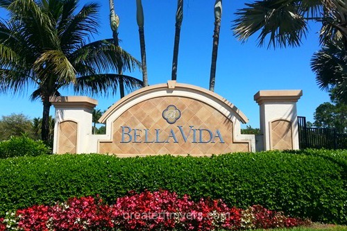 Bella Vida Homes for Sale