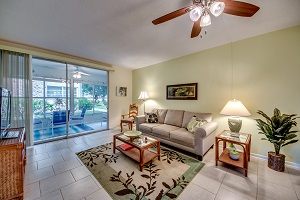 CAPE CORAL WINTER RETREAT FAMILY ROOM