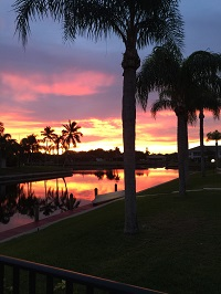 Sunrise at 4315 SE 5th Ave Cape Coral